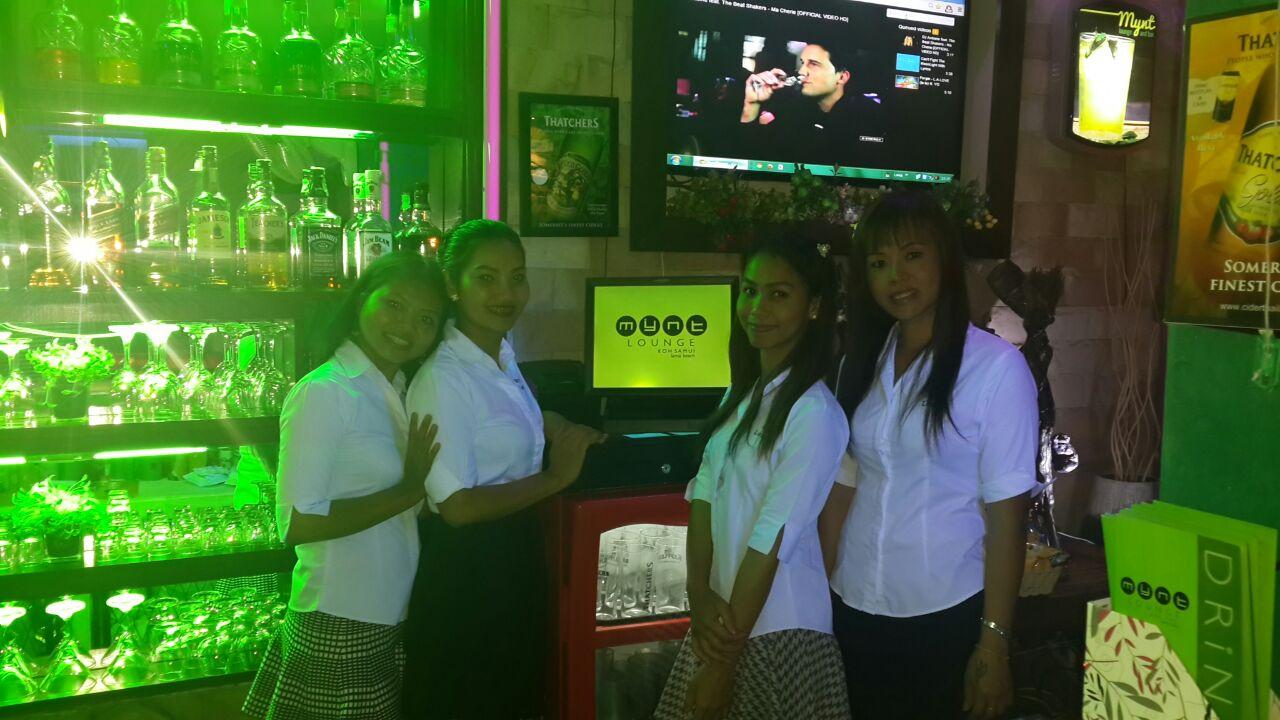 Thailand EPoS Sytem